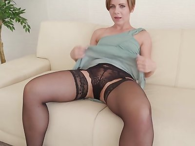 Amateur integument of small tits Sasha Zima pleasuring her cravings