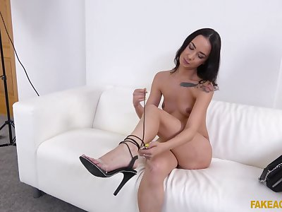 Fucking skills of horny Freya Dee can burn the fire in every man