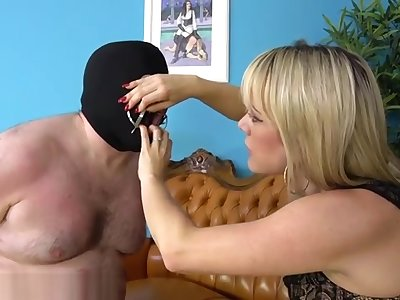 Mistress Tess - Gagging For Ash