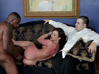 Wife Gets Copulated By Black Prick - jennifer white