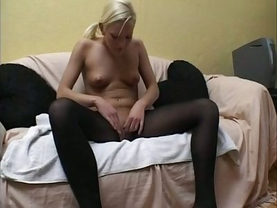 Lewd skinny call-girl with small tits lets dude whittle narrow escape the brush pussy things being what they are